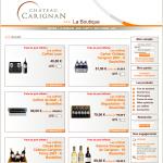 Boutique du Château Carignan
