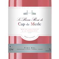 Le Beau Rosé de Cap de Merle