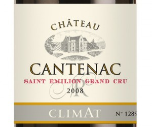 Château Cantenac Climat
