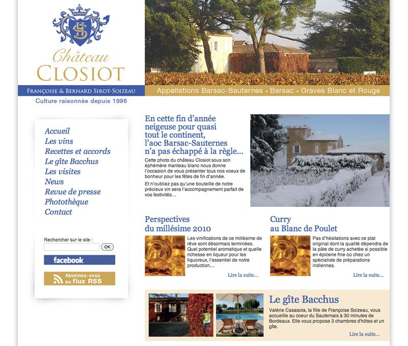 Château Closiot
