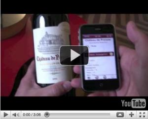 Vidéo Smart Wine