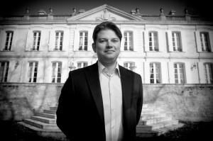 Guillaume Halley, propriétaire Château La Dauphine