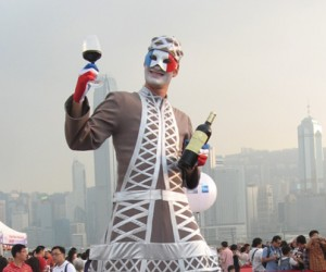 Hong-Kong Wine and Dine Festival 2011