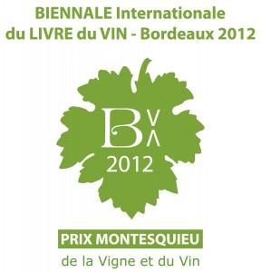 Biennale Internationale du Livre du Vin 2012