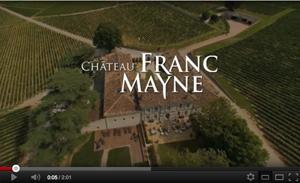 Vendanges 2011 au Château Franc Mayne