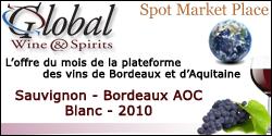 Plate Forme Vins de Bordeaux et d'Aquitaine