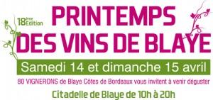 Printemps de Blaye 2012