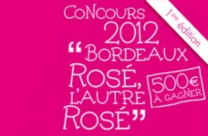 Concours Bordeaux Rosé