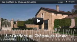Sur-Greffage au Château de Lussac