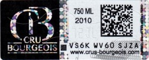 Sticker d'authentification ATT