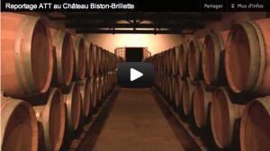 Découverte du Château Biston Brillette