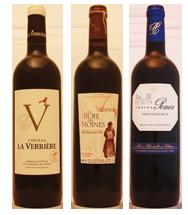3 Talents 2012 Bordeaux supérieur
