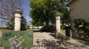 Visite virtuelle du Château Guiraud