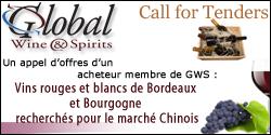 Global Wines Mars 2013