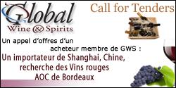 Recherche AOC Bordeaux