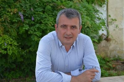Hervé GRANDEAU Président du Syndicat des Bordeaux et Bordeaux Supérieur