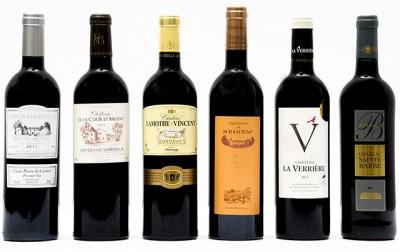 Talents Bordeaux Superieur Rouge millésime 2011