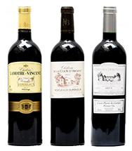 3 Bordeaux Supérieur Talents 2013