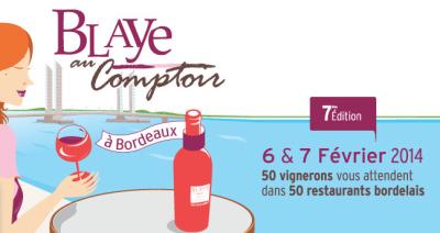 Blaye au Comptoir 2014