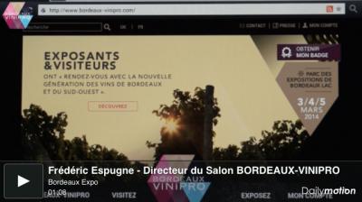 Bordeaux Vinipro 2014