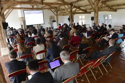 Conférence délégation Chinoise Mai 2014