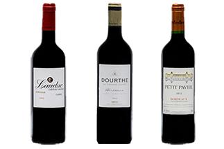 3 Oscars Bordeaux Rouge 2014