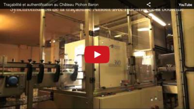 Reportage au Château Pichon Baron