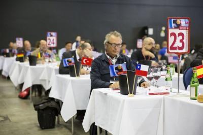 Dégustation Concours Mondial de Bruxelles