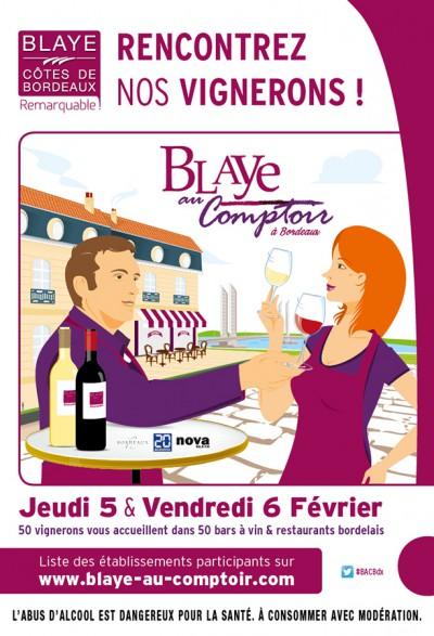 Blaye au Comptoir 2015