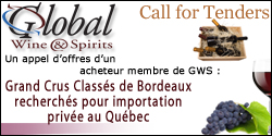 Global Wines Janvier 2015