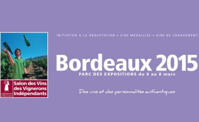 Salon des Vignerons Indépendants à Bordeaux