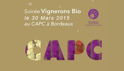 Soirée Primeurs des Vignerons Bio d'Aquitaine