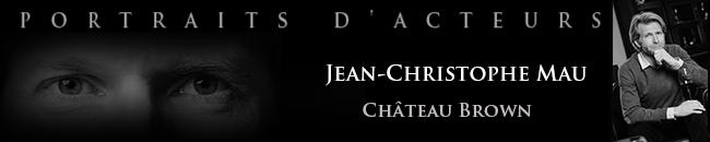 Portrait Jean-Christophe Mau