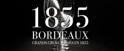 Logo 1855 Bordeaux les Grands Crus Classes