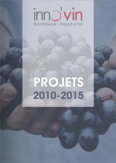 Projets Innovin 2010-2015