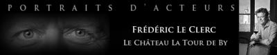 Bandeau Frédéric Le Clerc