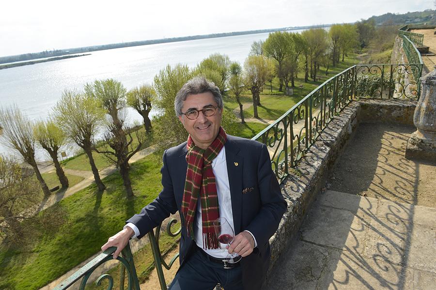 Jacques Orhon, Maitre-Sommelier