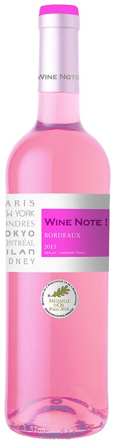 Wine Note