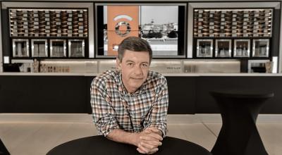 Didier Gontier, directeur du Syndicat viticole des Côtes de Bou
