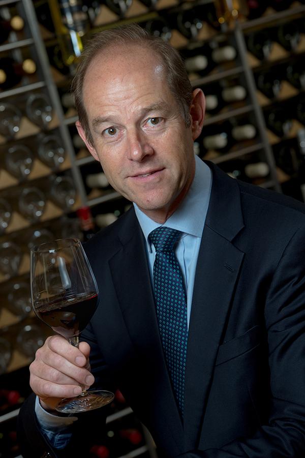 Alan Sichel, Président CIVB Bordeaux Juillet 2016