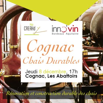 Cognac Chais Durables