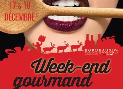 Week end Gourmand 2016