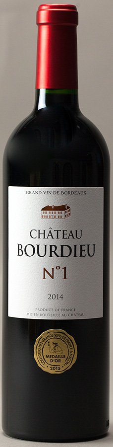 Château Bourdieu N1