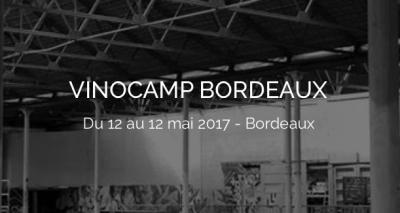 Vinocamp Bordeaux 2017