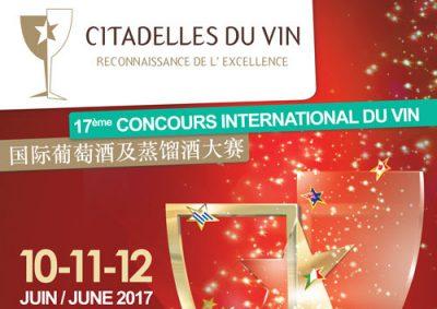 Citadelles du Vin 2017