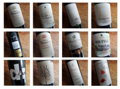 Vinogusto Bordeaux Rouge 2015