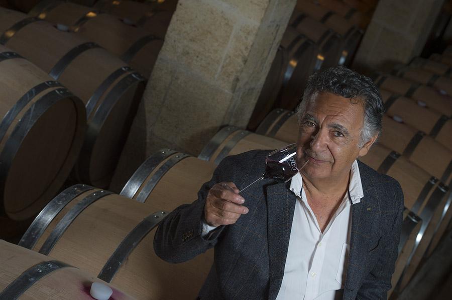 Daniel Mouty, Vignobles Mouty, Sainte-Terre, Gironde, 33, Vignob
